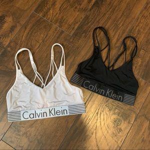 Calvin klein bras